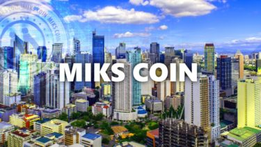 MIKS COINがCOINEALに上場!